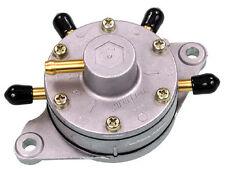 Mikuni - DF52-92 - Fuel Pump, Triple Outlet - Round