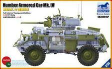 Bronco 1/35 35081SP Humber Armored Car Mk.IV
