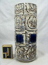 "70´s Ilse Stephan design Schlossberg Keramik "" Capri "" Fat Lava vase 231 - 20"
