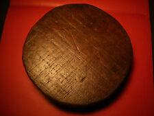 §§§§  Ancien dessous de plat  en bois  §§§§ 1