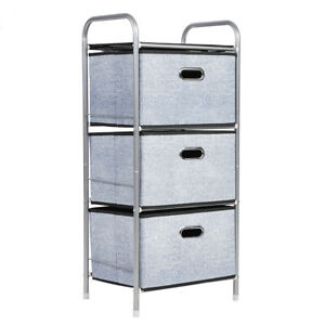 Closet Organizer Sturdy Waterproof Fabric Drawers Mould Proof Kitchen for Home