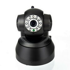 11 LED Wireless IP Webcam Camera Night Vision WIFI Cam M-JPEG Video EU PLUG UL