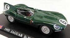 Voitures de courses miniatures Altaya 1:43 Jaguar