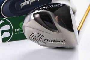 Cleveland SL 290 Driver / 9 Degree /  X-Flex Miyazaki Tour Shaft / CLDSL2021