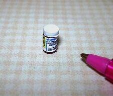 Miniature Wee Prescription Bottle for DOLLHOUSE Miniatures 1/12 Scale