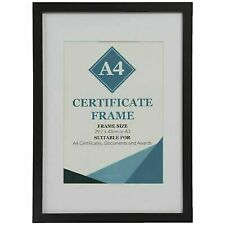 Lifestyle Brands 20100 A3 Certificate Frame