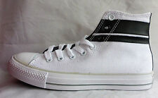 New Converse CT League HI Canvas Lace Up Trainers White Unisex Mens 7 148640C
