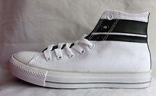 New Converse CT League HI Canvas Lace Up Trainers White Unisex Mens 7  148640C 701fa745ac