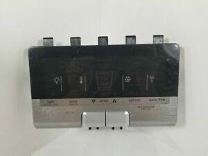 W10590856 Refrigerator Dispenser Electronic Control Board