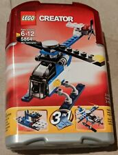 Lego Creator 5864 Mini Helicopter (3 in 1) Brand New-Sealed 2011 Retired
