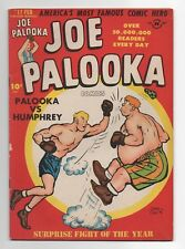 JOE PALOOKA  17  GOLDEN AGE   HARVEY COMICS  1948  LITTLE MAX