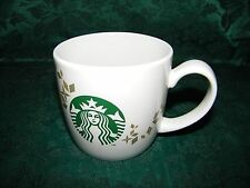 Starbucks Coffee Mug 2013 Holiday Collection Christmas Coffee Cup 14oz