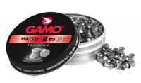 AIRGUN 4.5 mm Gamo Match Classic 250 unidades pellets