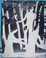 André BRASILIER, planches en couleurs et en n&b, Texte de Ogawa, Tokyo, Arts