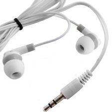3.5mm Earpiece Earbud Headphone Earphone For Apple Ipod Mp3 Mp4