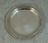 Continental Solid Silver Dish 800 Grade