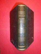 Ferdinand HOEFER, Dictionnaire de chimie et de physique (1847) 2e édition augm.