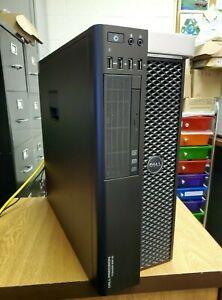 Dell Precision T5810 / E5-1650 V4 @ 3.60GHZ / 64GB RAM / 500GB & 256 SSD's