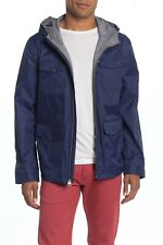 Men's Levi's Nylon 4 Pocket Rain Jacket - Indian Ink- NWT