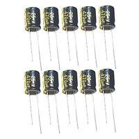 Capacitors Aluminium Electrolytic CAP ALU ELEC 470UF 25V RAD Pack of 5