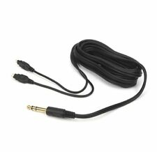 Sennheiser cable straight with 6.35mm stereo jack plug (3m) for HD650 - (092885)