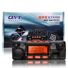QYT KT-8900 Dual-Band VHF UHF Car/Truck Ham Mobile Transceiver Two Way Radio New