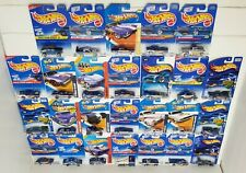 Lot of 26 Hot Wheels Race Team Colors Camaro 57 442 Cobra Hummer Collection