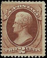 VEGAS - 1870-71 USA Sc# 147 - MH - Original Gum -  No Hidden Flaws - EH58