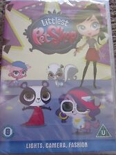 Littlest Pet Shop: Lights, Camera, Fashion DVD    BRAND NEW & SEALED