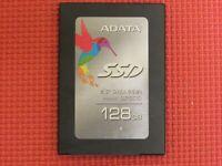 """Adata Premier SP600 128GB 2.5"""" SATA SSD Solid State Hard Drive ASP600SS-128GM"""