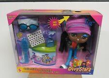 Mattel Diva Starz Tia Interactive Talking Doll Figure  Brand New Sealed