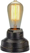 Boncoo Touch Control Table Lamp Vintage Desk Lamp Small Industrial Touch Light !
