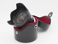 [NEAR MINT] Minolta AF 20mm f2.8 lens for Sony A mount w/ Case #C21021