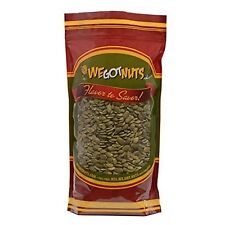 We Got Nuts Pumpkin Seeds Healthy Snacks 5Lbs Bag | Raw Pepitas With No Shell...