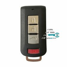 Replacement for 2008-2016 Mitsubishi Lancer Outlander Remote Key Fob Shell Case