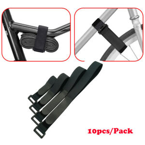 10 Pieces Cinch Straps Tiedown Fastening Cable Strap Lashing Tie Downs
