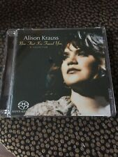 Alison Krauss Now That I've Found You : A Collection SACD Stereo Super Audio CD