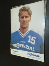 71175 Olaf Mast THW Kiel Handball original signierte Autogrammkarte