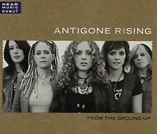 From the Ground up by Antigone Rising CD