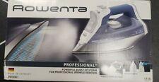 Professional Clothes Steam Steamer Iron Rowenta DW806 Auto Shut Off