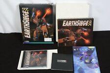 EarthSiege PC CD Games 1994 MetalTech