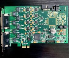 Lynx AES16e AES/EBU PCI Express Audio Interface