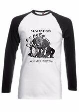 Madness One Step Beyond Men Women Long Short Sleeve Baseball T Shirt 1874E