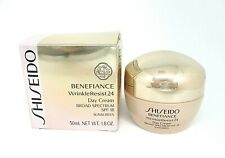 Shiseido Benefiance WrinkleResist24 Day Cream SPF18 Sunscreen ~ 1.8 oz ~ BNIB