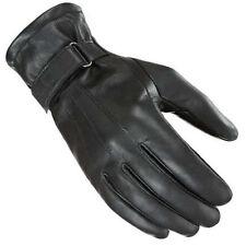 Guantes para motoristas mujer talla XL color principal negro