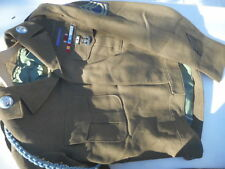 WW2 US Army Ike Jacket 45 Infantry 8th Infintry Senior Paratrooper Size 44-46