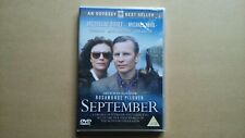 Rosamunde Pilcher - September - 1996 Drama - Jacqueline Bisset (DVD) NEW SEALED