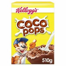 Kellogg's Coco Pops 510g - Sold Worldwide from UK