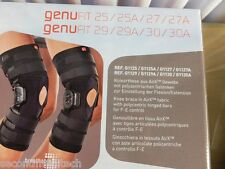 KNIEORTHESE Orthoservice GenuFit 27A Gr. M NEU - KNEE BRACE Genufit 27A M NEW
