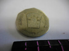 RARE Masonic Token--JASPER,ALA.  CHAPTER NO. 118, R.A.M. Token--JASPER,ALA
